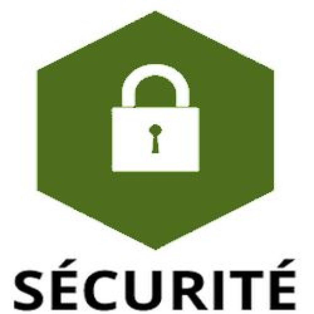 logo qui signifie la sécurité