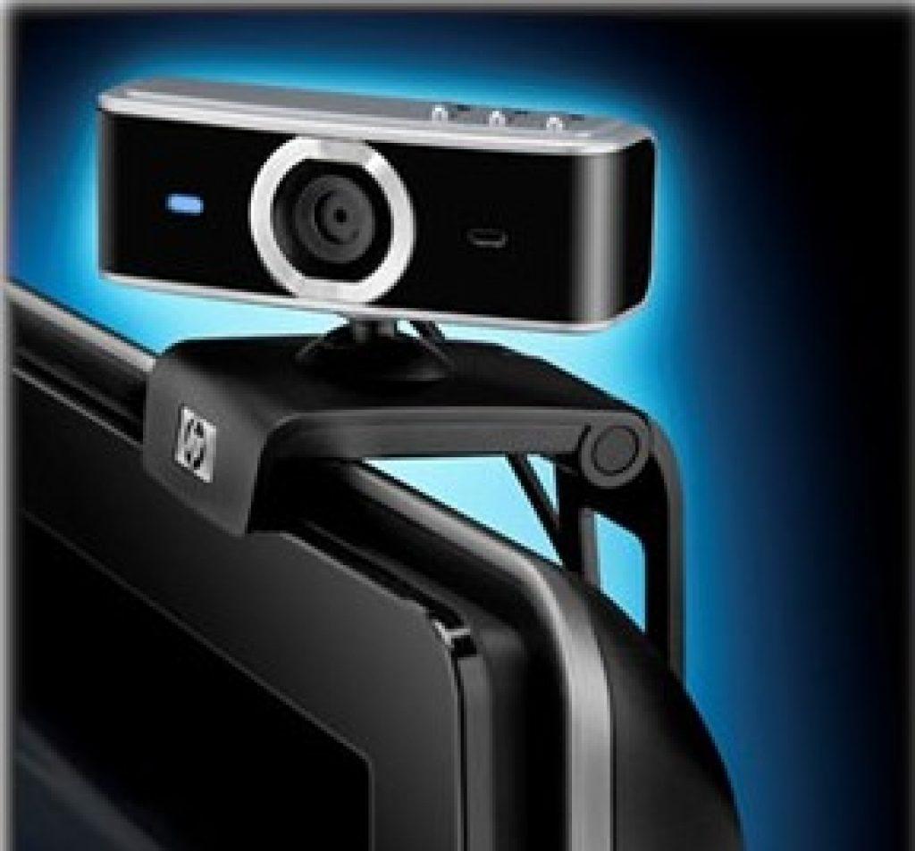 Endroit ou fixé la webcam